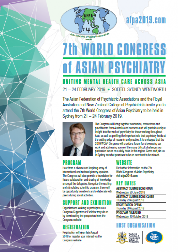 7th World Congress of Asian ...